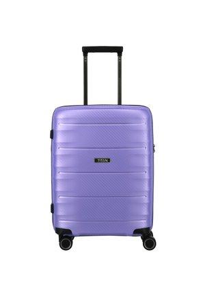 HIGHLIGHT  - Trolley - lilac metallic