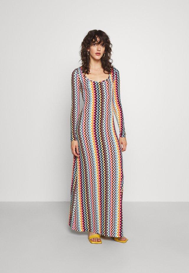 Day dress - multicolor