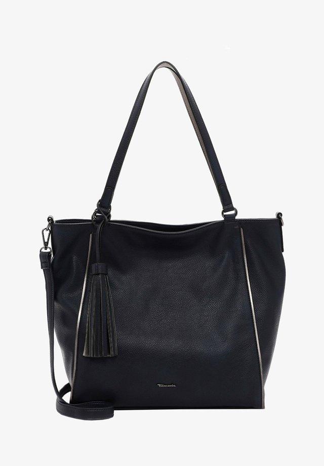 BIRTE - Handtasche - blue
