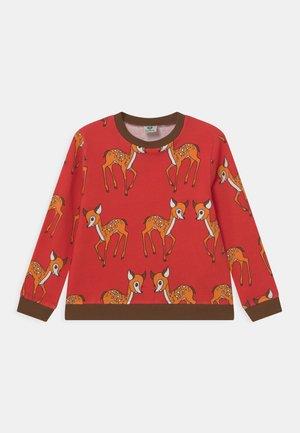 DEER - Sweatshirt - apple red
