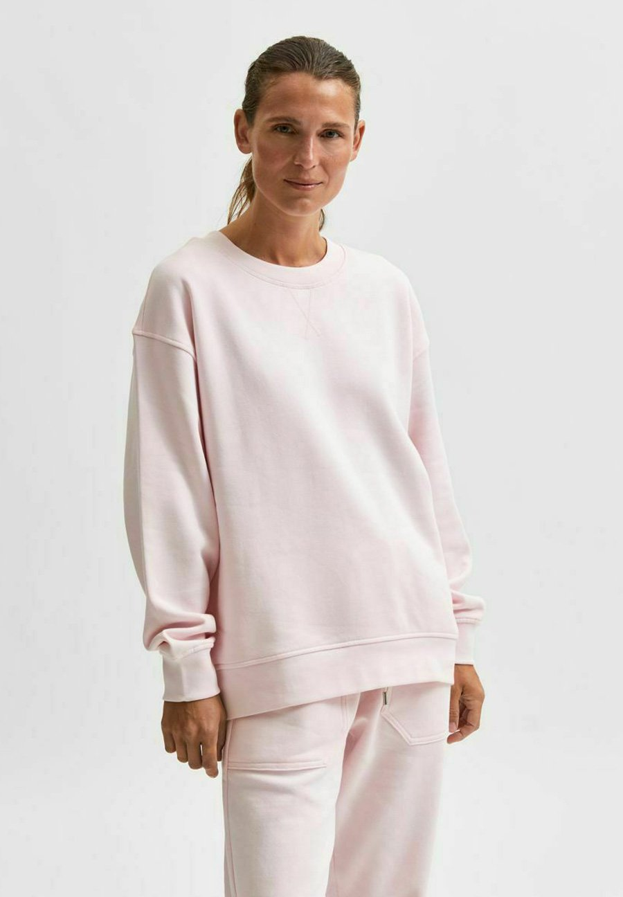 Damen SLFSTASIE LS SWEATS - Sweatshirt