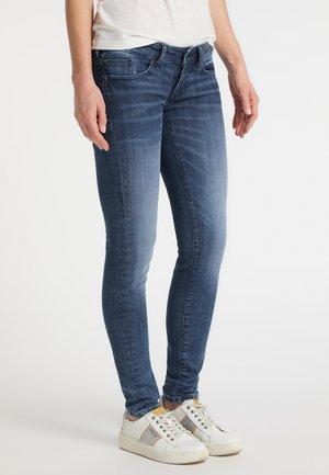 GINA  - Slim fit jeans - blau