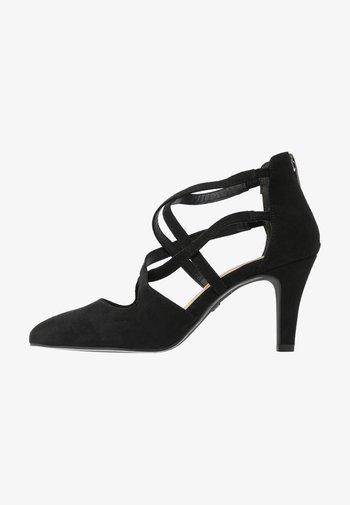 DA.-SLIPPER - Classic heels - black