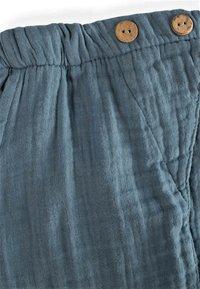 Cigit - PACK MUSLIN  SET - Cargo trousers - blue - 2