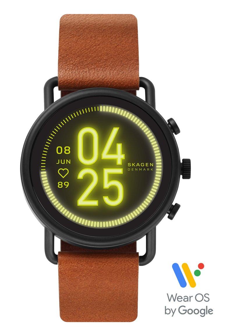 Skagen Connected - Smartwatch - brown