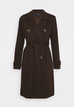YASCHADRO COAT - Classic coat - rubber