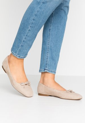 DEMI - Ballet pumps - sand