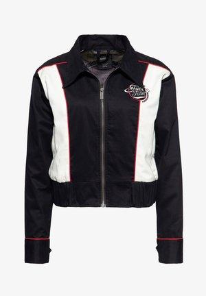 GABARDINE PLANETARY FUEL TEAM - Light jacket - schwarz