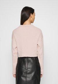 NA-KD - SOFT - Cardigan - pink - 2