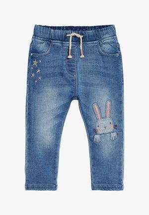 BUNNY  - Straight leg jeans - blue