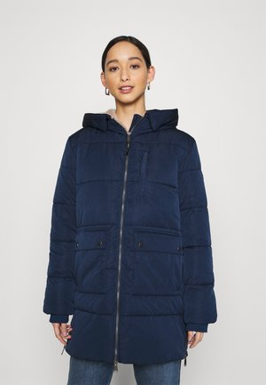 HOODED  - Winter coat - twilight navy
