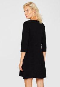Esprit - Jumper dress - black - 2