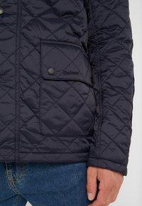 Barbour - DIGGLE QUILT - Light jacket - navy - 5