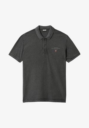 ELBAS - Polo shirt - dark grey solid