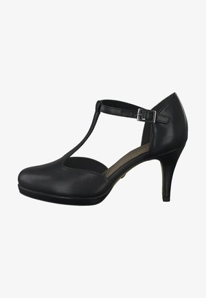 PUMPS - Classic heels - black matt