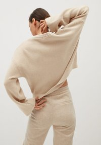 Mango - TOTI - Jumper - light/pastel grey - 2