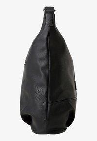 TOM TAILOR - SOFT SHOPPER  - Tote bag - black - 3