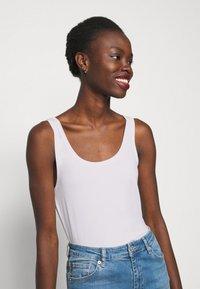 Anna Field Tall - 2 PACK - Top - white/black - 5