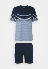 Schiesser - SET - Pyjamas - hellblau - 0
