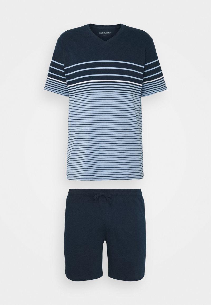 Schiesser - SET - Pyjamas - hellblau