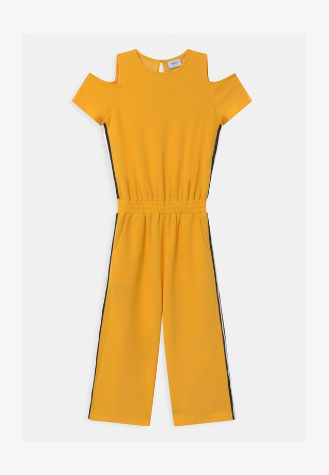 CULOTTE - Jumpsuit - yellow