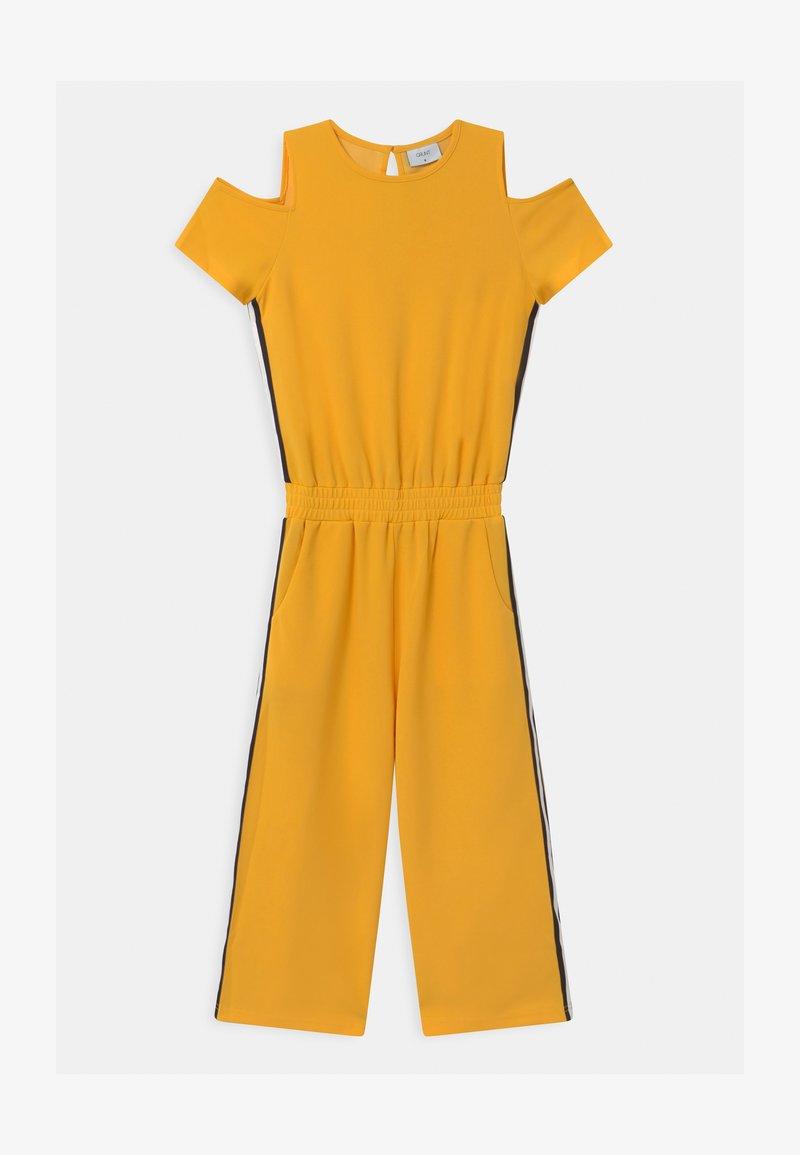 Grunt - CULOTTE - Jumpsuit - yellow