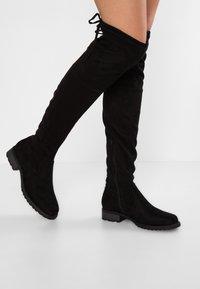 Anna Field - Høye støvler - black - 0