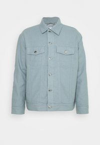 Weekday - MILTON UNISEX - Jas - light blue - 0