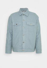Weekday - MILTON UNISEX - Light jacket - light blue - 0