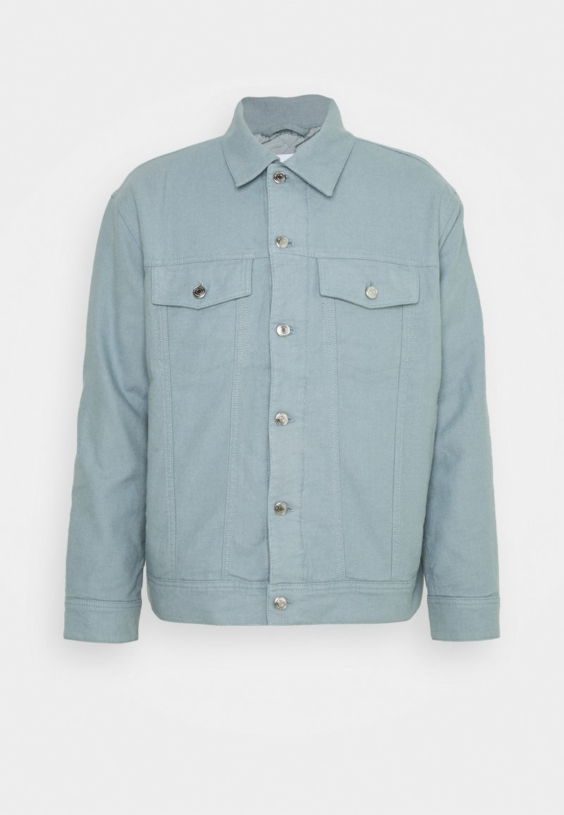 Weekday - MILTON UNISEX - Jas - light blue