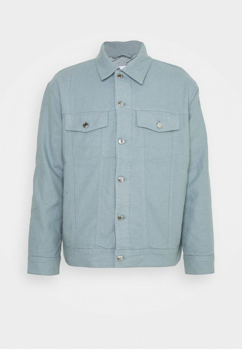 Weekday - MILTON UNISEX - Light jacket - light blue