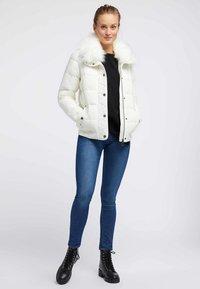 DreiMaster - Winter jacket - white - 1