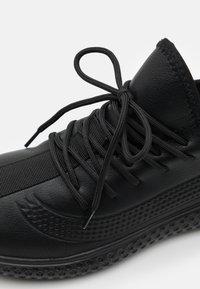 RAID - TOMAS - Sneakersy niskie - black - 5