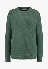 AMOV - BILLIE - Sweter - bottle green - 4