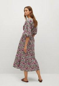 Mango - Maxi dress - rosa - 2