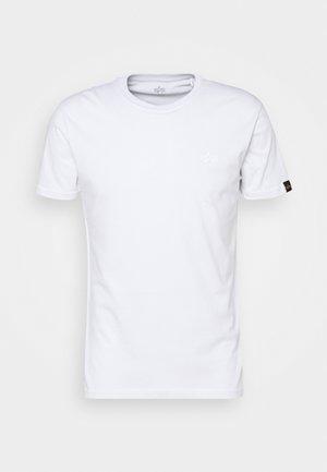 REFLECTIVE - Print T-shirt - white