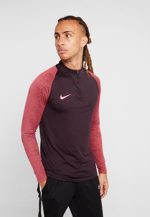 DRY - Sports shirt - burgundy ash/racer pink