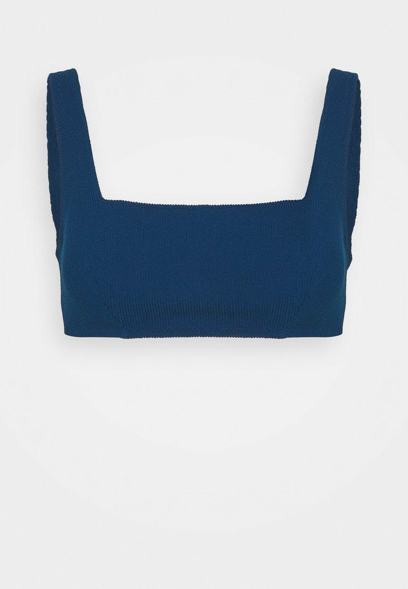 Etam - ELISA BRASSIERE - Bikini top - bleu nuit