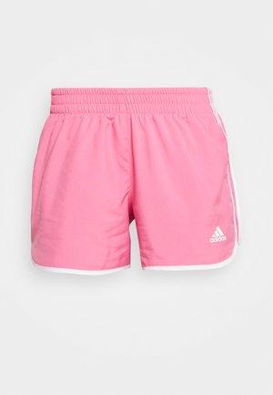 M20 SHORT - Pantaloncini sportivi - rose tone/white