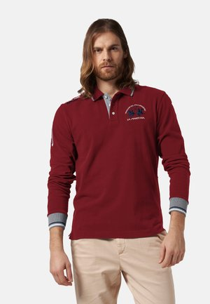 STEFANO - Poloshirt - red
