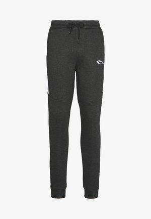 HERREN JOGGINGHOSE - Pantalon de survêtement - anthrazit