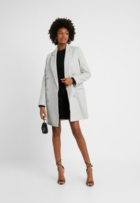 Missguided Tall - DOUBLE BREASTED FORMAL COAT - Classic coat - grey - 1