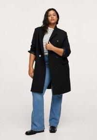 Mango - Short coat - noir - 1