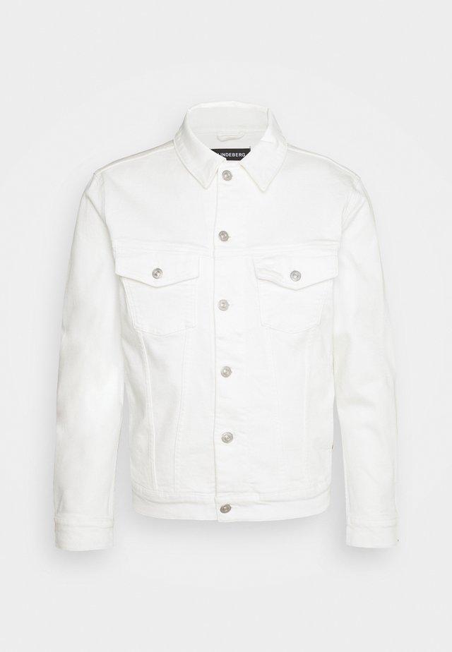 RAN SOLID STRETCH - Veste en jean - cloud white