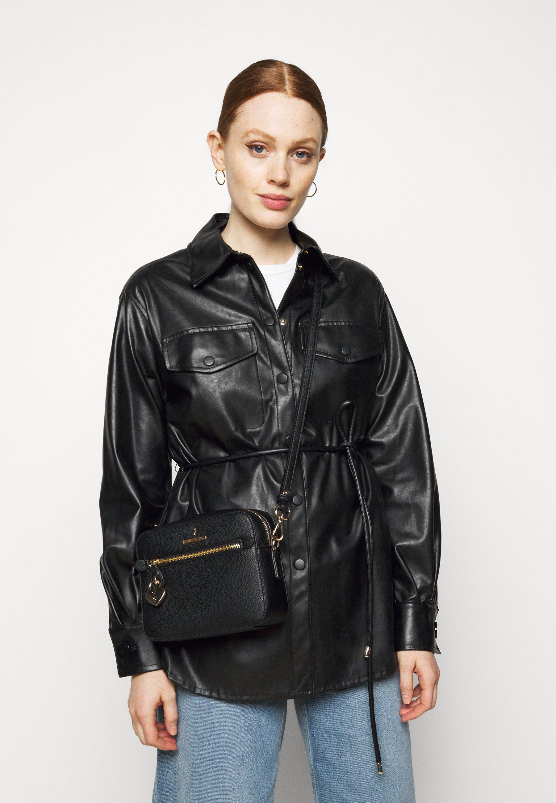 Women CAMERA CASE GRANA CERVO - Across body bag