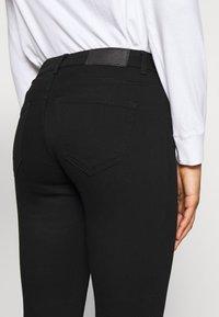 Noisy May - NMEVE - Jeans Skinny Fit - black denim - 5