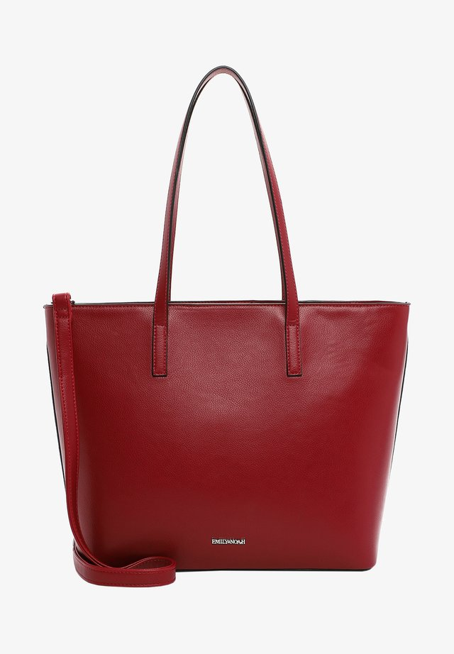 DUNJA - Shopper - red 600
