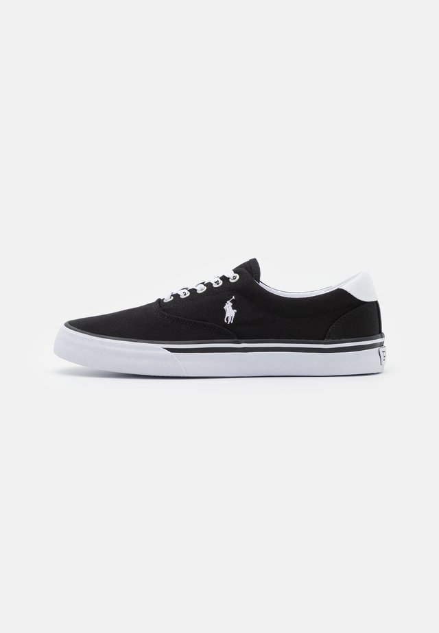 THORTON - Sneakers - black/white