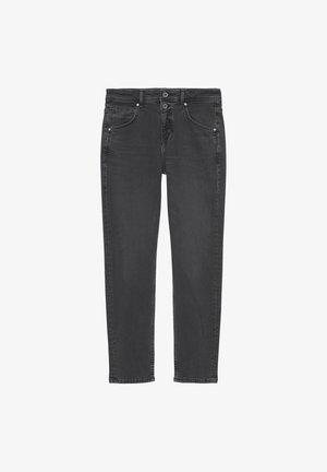 THEDA  - Straight leg jeans - grey authentic wash
