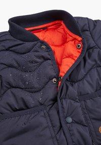 s.Oliver - MIT BÜNDCHEN - Light jacket - navy - 3